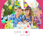 Partystore pink dots